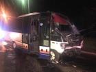 В Одесі у ДТП за участю рейсового автобуса загинула 1 особа, постраждали 12