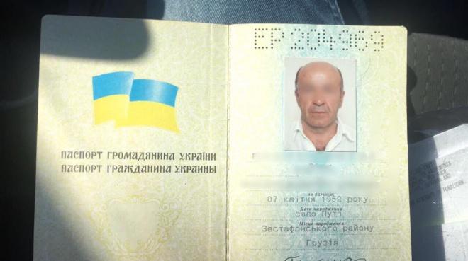 Затриманий у «Борисполі» російський «злодій у законі» працював на ФСБ, - Аброськін - фото