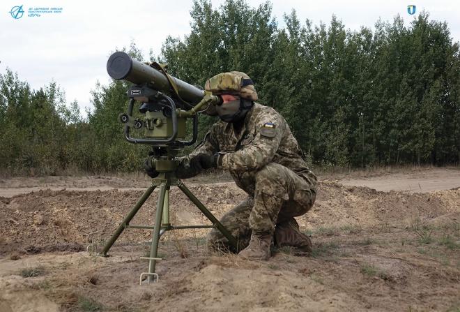 ЗСУ прийняло на озброєння ракетний комплекс, аналог «Javelin» - фото