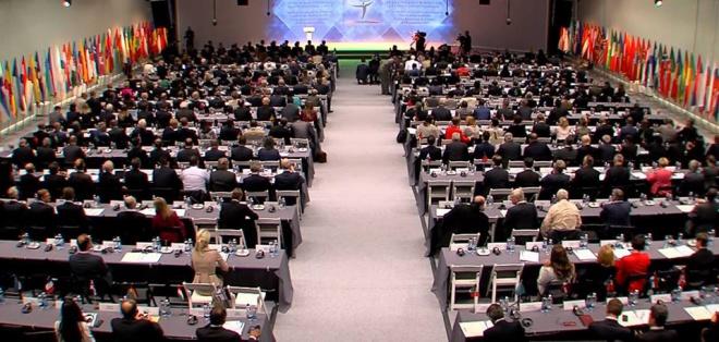 Голову Конституційного суду РФ не пустили на світову конференцію суддів, - Фріз - фото