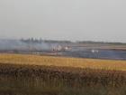 На Донеччині сталася пожежа на складі боєприпасів з детонацією