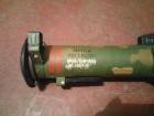 На Донеччині вчергове виявлена зброя російського виробництва