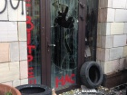 Поліція розслідує і розгром магазину на Грушевського