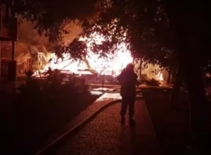 В Одесі горів дитячий табір «Вікторія», загинули діти - фото