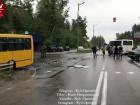 Автобус із Нацгвардією потрапив у ДТП під Києвом, є загиблий