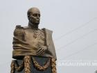 Екс-регіонал встановив пам'ятник російському генералу на Одещині