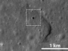 На Місяці виявлено печеру, у якій зможуть жити астронавти