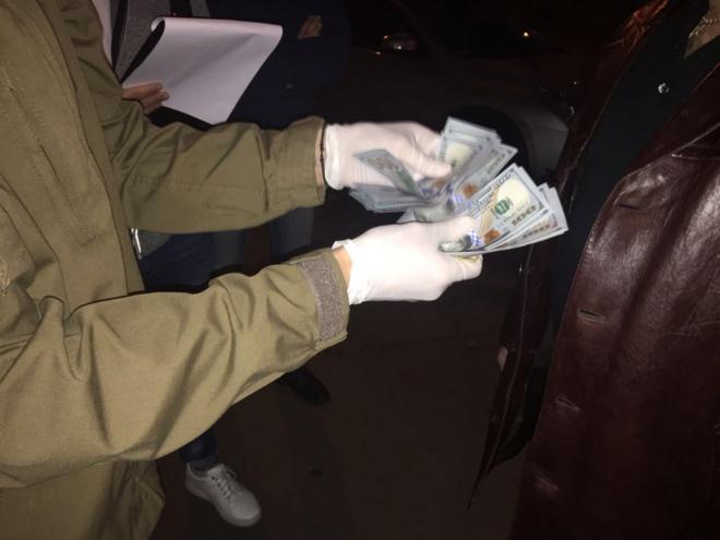 Офіцера Генштабу затримано на хабарі - фото
