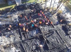 """Пожежа у """"Вікторії"""": повідомлено про підозру екс-заступнику Труханова - фото"""