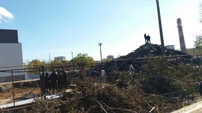 В Одесі невідомі у балаклавах спробували захопити військовий об'єкт - фото
