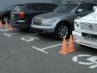 Відсьогодні збільшилися штрафи за паркування на місцях для осіб з інвалідністю