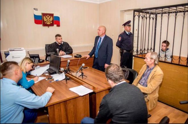 Викраденому українцю Грибу продовжили арешт - фото