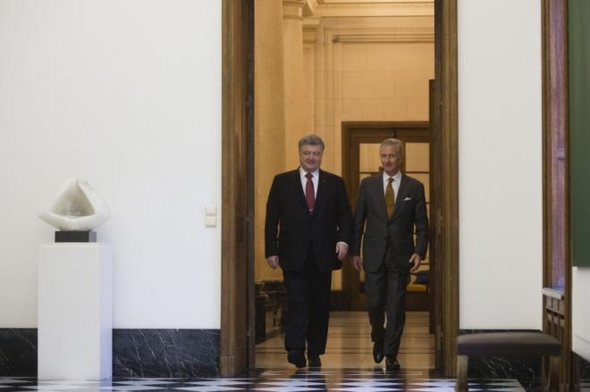 Король Бельгії розповів, що спав на підлозі у київській квартирі, - ЗМІ - фото