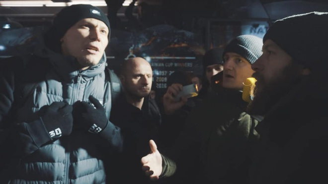 Націоналісти висунули до ФК «Шахтар» ультиматум - фото