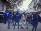 Поліція заявляє про 20 постраждалих правоохоронців під час сутичок в Одесі