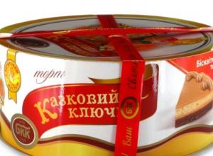 «Київхліб» оштрафували за упаковку торту як у «Рошен» - фото