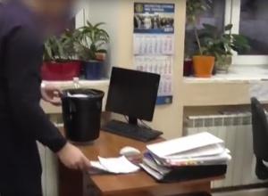 НАБУ показало відео обшуку в Мін'юсту - фото