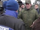 """ОБСЄ побачили у бойовика """"ЛНР"""" пов′язку як у офіцерів російської сторони СЦКК"""