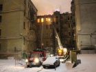 У центрі Києва горів черговий будинок-пам′ятка