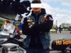 Байкера з «Нічних вовків» затримали у Борисполі й видворили з України