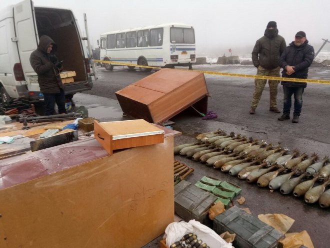 Грицак: Центр Києва планували розстріляти з мінометів - фото