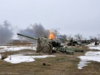 """Минула доба на сході України: 54 обстріли, """"важкі"""" калібри"""
