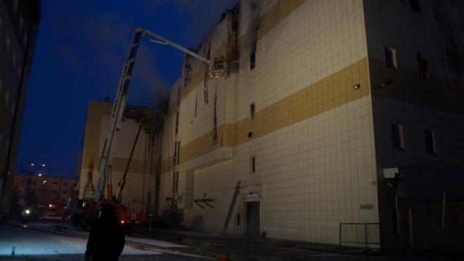 Пожежа у ТРЦ в Кемерові: 37 загиблих, їх число може зрости - фото