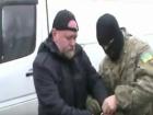 СБУ показала відео затримання Рубана