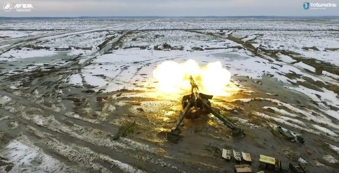 Успішно проведено випробування нового 152-мм снаряду - фото