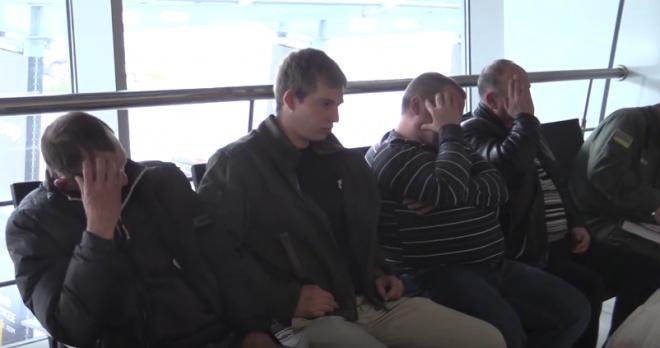 Двоє членів арештованого судна «Норд» втекли з України, сімох зупинили - фото