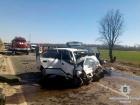 На Харківщині у ДТП загинула родина: 2 дітей та двоє дорослих