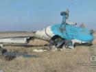 На Полтавщині впав гелікоптер Мі-2
