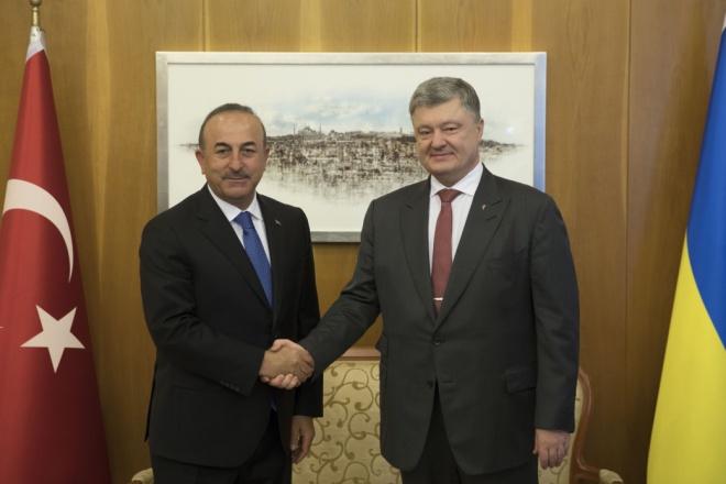 Туреччина підтримала розгортання миротворчої місії ООН в ОРДЛО - фото