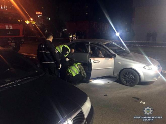 У Києві в автівці вибухнула граната: загинув чоловік, ще одного поранено - фото