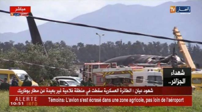 В авіакатастрофі в Алжирі загинуло більше 250 осіб - фото