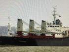 Заарештовано судно російської компанії, що краде у України пісок