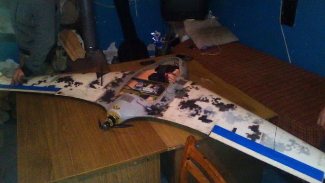 На Донбасі виявлено чергові зразки російського озброєння - фото
