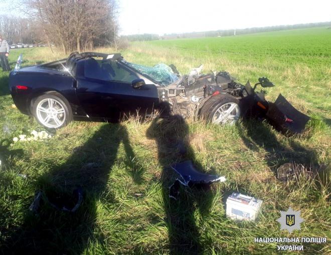 На Харківщині в ДТП загинув гонщик-блогер Amigos - фото