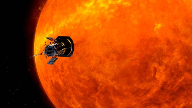 NASA збирається запустити космічний апарат до Сонця - фото