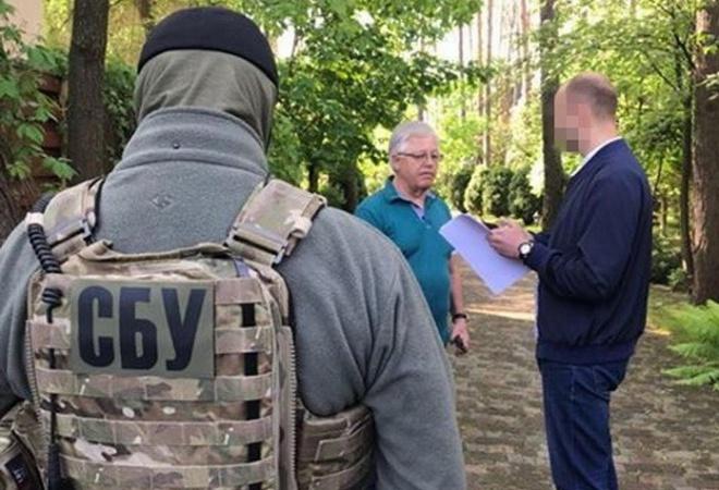 СБУ провела обшуки у Петра Симоненка - фото