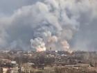 У Балаклії знову лунають вибухи