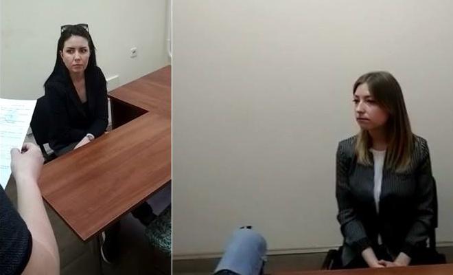 З України видворено двох російських пропагандисток - фото