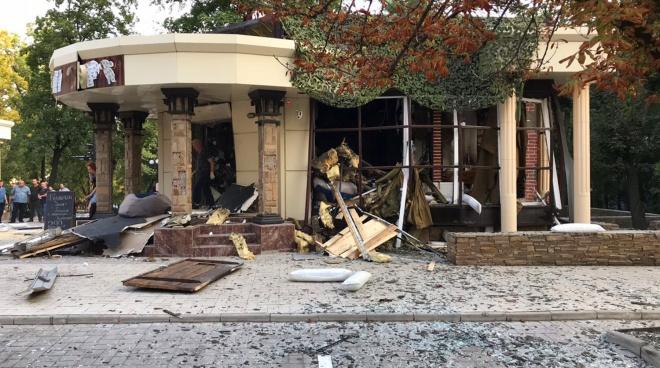 Внаслідок вибуху вбито Захарченка, - ЗМІ - фото