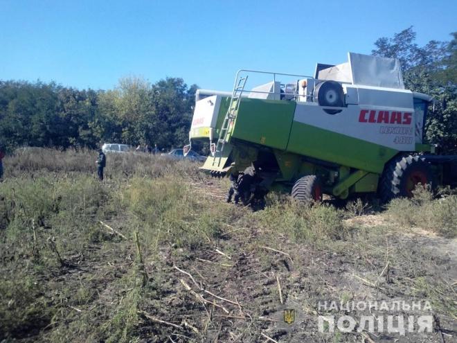 На Кіровоградщині поліція затримала 27 «аграрних рейдерів» - фото