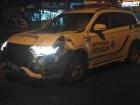 У Чернівцях патрульне авто на смерть збило пішохода