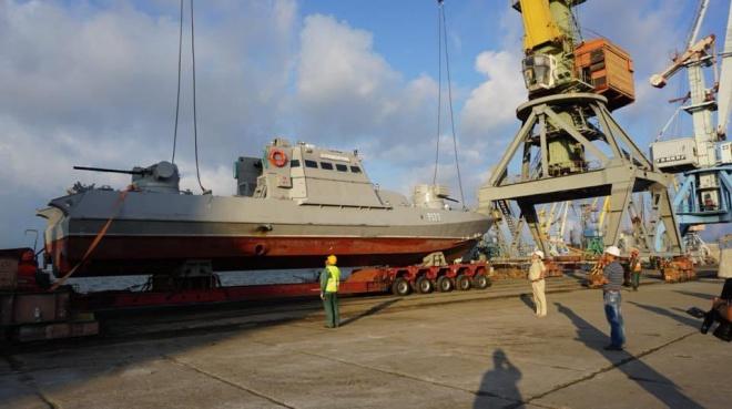 Україна до кінця року створить базу ВМС на Азовському морі - фото