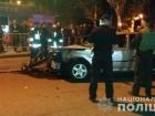 Затримано водія, який в'їхав у зупинку в Одесі
