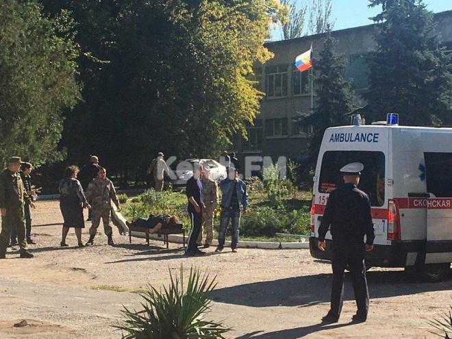 Кількість загиблих в Керчі зросла до 20 - фото