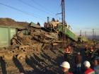 На Дніпропетровщині зіткнулися електровози, є загиблі