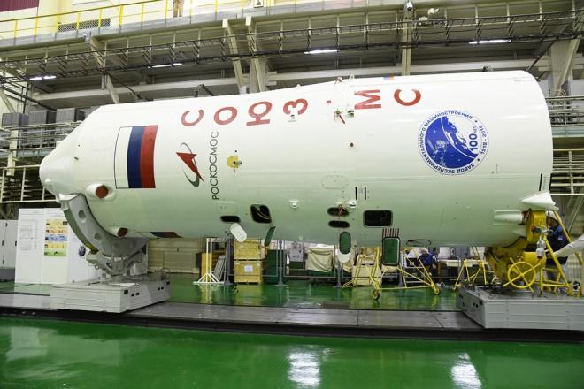 Російська ракета «Союз» не змогла доставити астронавтів на МКС - фото